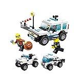 Airel Juegos de Construccion   Juguetes para Niños de Construccion   Vehiculos de Construccion para Niños   Coche Patrol
