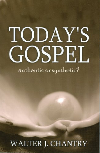 Image of Today's Gospel: Authentic or Synthetic?