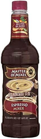 Master of Mixes Espresso Mixer Martini, 1 l