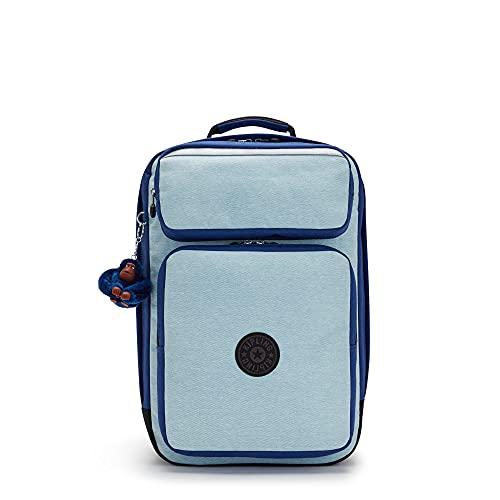 Kipling Scotty Extra Large 17' Backpack Fresh Denim Bl