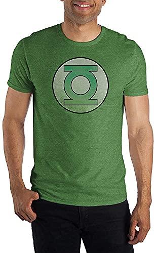 DC Comics Green Lantern Heather T-Shirt-Small