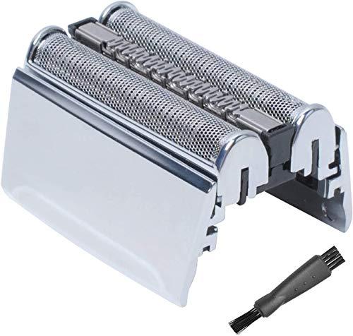 Poweka 52S Rasierköpfe für elektrische Rasierer Braun Series 5 für Männer, Ersatzklingen für Braun Series 5050CC 5070CC 5080CC 5090CC