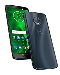 """Single Sim - Huge 3,000 mAh battery with Turbo Power charger included providing hours of power in just minutes of charging (USB C) 5.7"""" (2160*1080) HD+ Max Vision Edge to Edge Display, with a clear protective gel cover included 3D Glass Back, with Wa..."""