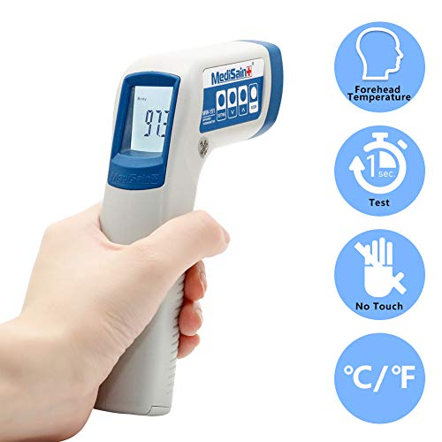 Infrared Forehead Thermometer Only $59.99 With Code