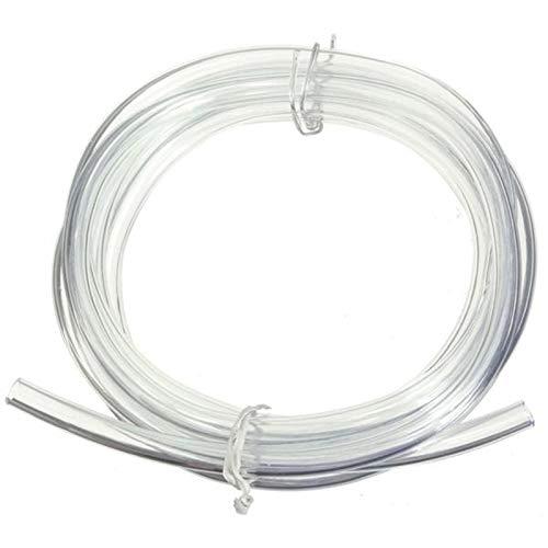 Fácil de operar Pantalla de la máquina de limpieza de la boquilla de la manguera del tubo de PVC transparente de la motocicleta Compartimiento de coches Protección del medio ambiente ( Color : Clear )
