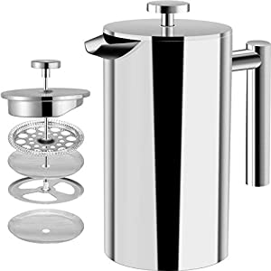Utopia Kitchen French Coffee Press - 32oz Espresso Maker