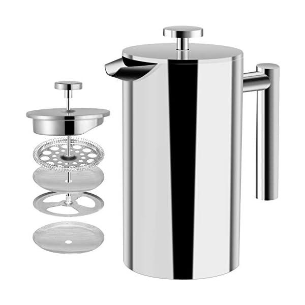 Utopia Kitchen French Coffee Press - 32oz Espresso Maker
