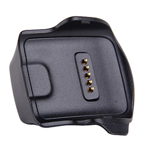 prettygood7Ladekabel Dock + Kabel Smartwatch Samsung Galaxy Gear Fit R350Desktop Ladegerät Laden und Sync Station