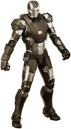 Hot Toys 1:6 Scale War Machine Mark II Movie Masterpiece Iron Man 3