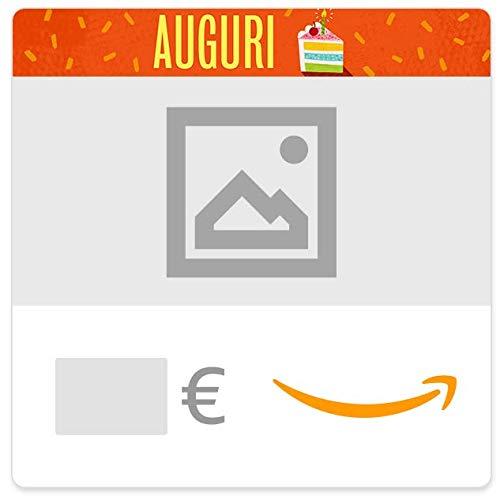 Buono Regalo Amazon.it - Digitale - Personalizzato - Pezzo di torta