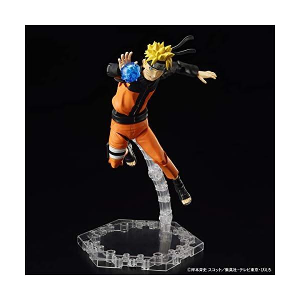 BANDAI Uzumaki Model Kit 16 CM Naruto Figure-Rise, (BDHNA553348) 6
