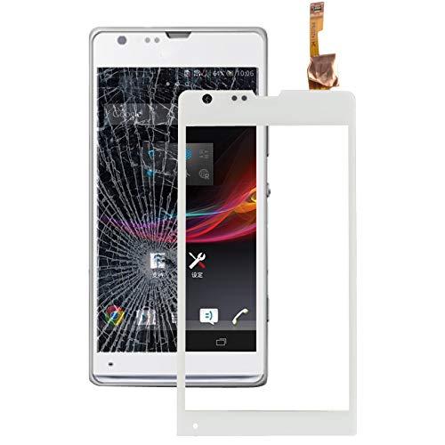 GGAOXINGGAO Pieza de Repuesto de reemplazo de teléfono móvil Parte del Panel táctil para para Sony Xperia SP / M35H Accesorios telefónicos