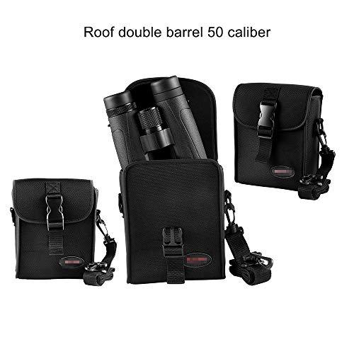 Teleskop-Umhängetasche Fernglas-Tasche Kann Schräg Wie EIN Hüfttasche verdickte Schultergurt Robuste, Geeignet für 42mm Objektiv Caliber Praktische und modische Gebraucht Gekreuzte,42mmsingletube