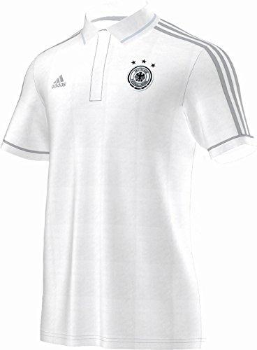 adidas - Polo DFB, blanco (blanco), S