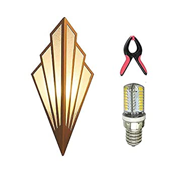 Best art deco wall sconce Reviews