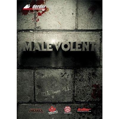Paintball DVD Derder Malevolent