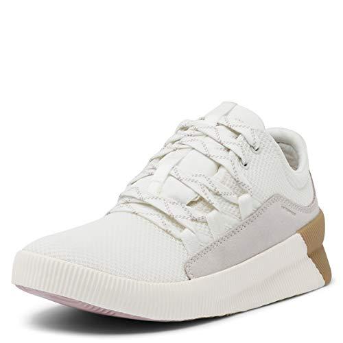 Sorel Women's Out N About Plus Lace Sneaker - Sea Salt - Size 7