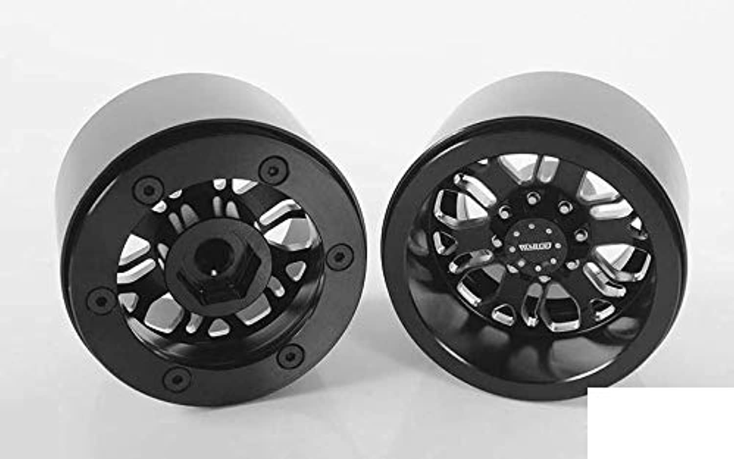 RC4WD Benchmark 1 7 Beadlock Wheels ZW0266 Deep TRX4 SCX10