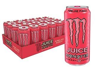 Monster Energy - Pipeline Punch - 16fl.oz Pack of 16