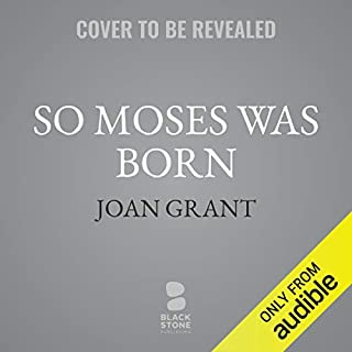 So Moses Was Born audiobook cover art