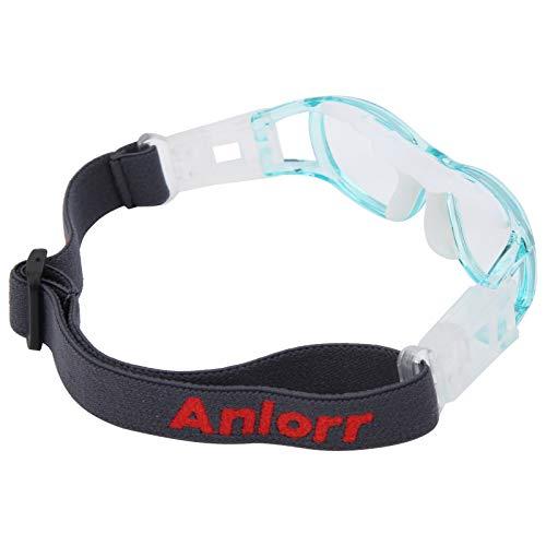 LFOZ Niños Deportes Gafas Adolescente Ajustable Fútbol Ciclismo De Baloncesto Gafas Accesorios