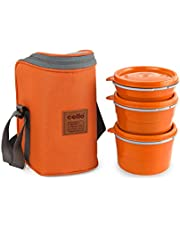 Cello Max Fresh Hot Wave Lunch Box Inner Steel