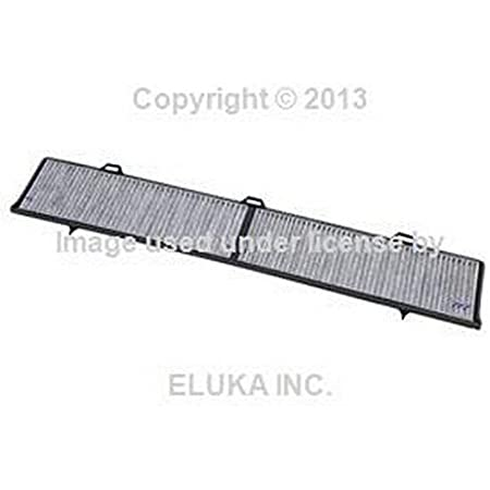 Cabin Air Filter Activated Charcoal Corteco-Micronair For BMW 323i 330i 330xi M3