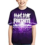 フォートナイト Tシャツ 人格 半袖 男の子と女の子に適しています