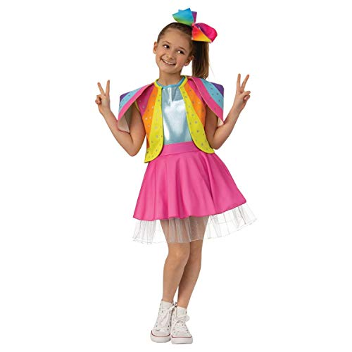 Nickelodeon JoJo Siwa Costume Size M Fits 5 to 7 Years