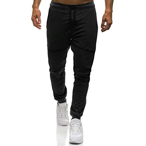 Herfst winter joggingbroek heren FRAUIT casual gaten joggingbroek streep pants slim fit sweatpants vrije tijd sport jeans heren sportbroek TJM Essential sweatpant 100% katoen