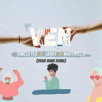 Ven (feat. Saray & Martin Eliu) (David Bume Remix)
