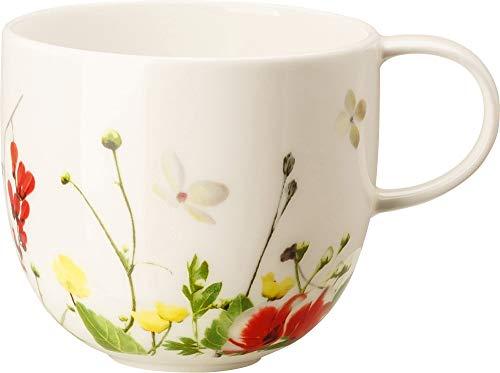 Rosenthal Brillance Sauvages Kaffeetasse, hoch, Knochenporzellan, Mehrfarbig, 15 x 15 x 2 cm