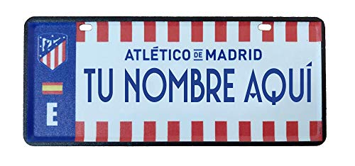 Champion's City Atlético de Madrid - Matrícula...