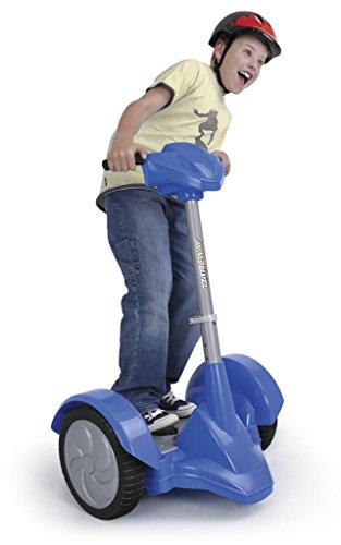 FEBER- Patín eléctrico 12 V, Color Azul (Famosa 800010403)