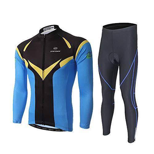 Conjunto jersey ciclismo Hombres Ciclismo Conjuntos