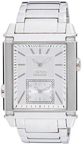 Esprit Collection Herren-Armbanduhr Pallas Analog Quarz Edelstahl EL101361F05