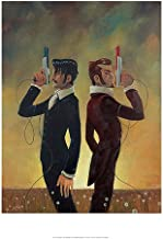 "The Duel by Aaron Jasinski 12""x18"" Art Print Poster"