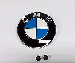 NEW ORIGINAL BMW HOOD EMBLEM LOGO FRONTHOOD E87 E88 E82 E21 E90 E91 E30 Z1 Z3 Z
