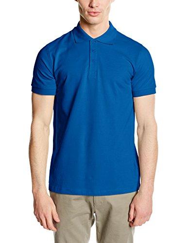Stedman Apparel Harper/ST9060 Chemise Casual, Bleu Roi, S Homme