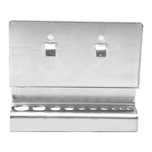 Fácil de instalar rack de tablero colgante, almacenamiento de trabajo pesado de 3~5 kg con metal para taller