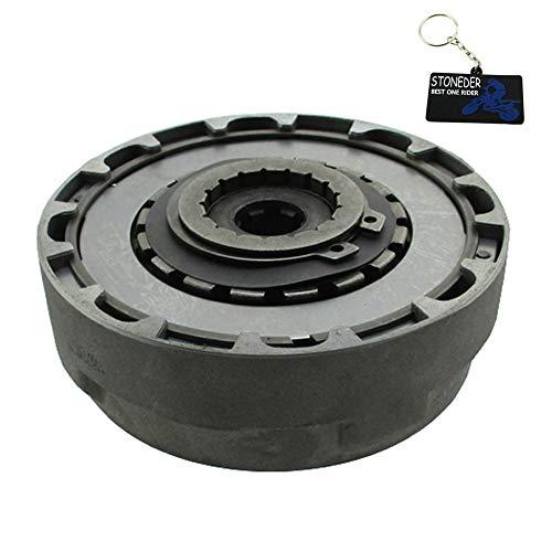 STONEDER halbautomatischen Kupplung Montage (17T) für 5090125cc Pit Dirt Bike ATV Quad