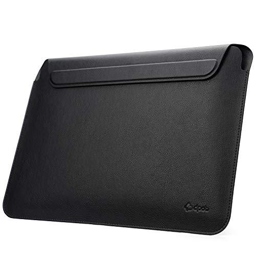 DPOB - Custodia magnetica ultra sottile impermeabile e antiurto per MacBook Pro 13  (2016-2019)   MacBook Air 13  (2018-202020) (Nero)