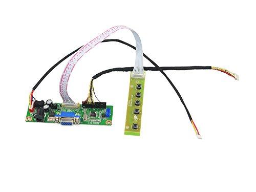 njytouch v.m70a VGA LCD LVDS Controller Board Kit für 30,7cm G121SN01V4800× 600LED-Bildschirm