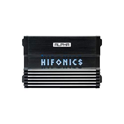 Hifonics A800.4D 800 W Max 4-Channel Class-D Full Range Car Audio Amplif