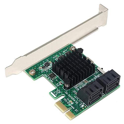 Liseng - Tarjeta de expansión PCI Express PCI-E Sata PCI-E Sata 3 ...