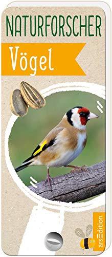 Naturforscher Vögel (Naturforscher-Fächer)