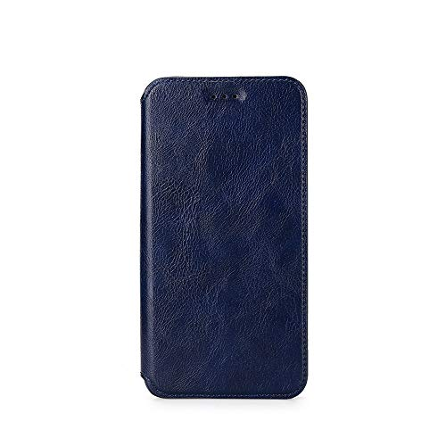HUAYIJIE KFGBU Capa para celular One Plus 6 One Plus6 KFGBU (azul)