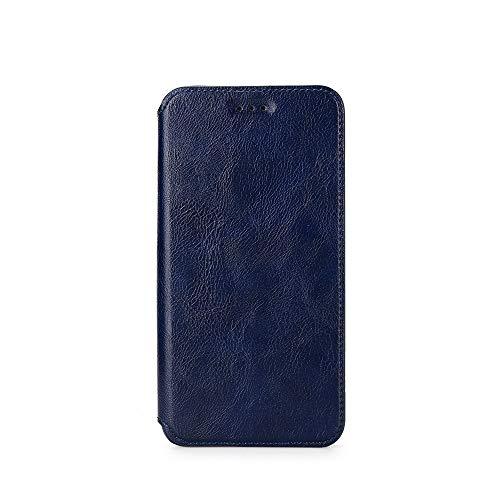 Oujietong KFGBU Funda para Samsung Galaxy G530 Grand Prime Funda Carcasa Case Cover KFGBU(Blue)