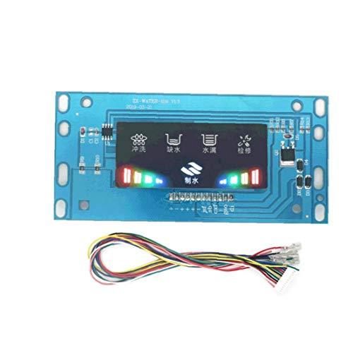 IUwnHceE Panel Ordenador de a Bordo Purificador de Agua Accesorios Plaza Micro Inteligente LED del módulo de Control RO máquina de Control Utilizado en los hogares de fábrica