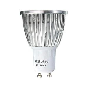 Grossartig Dimmable GU10 6W COB LED de Haute qualité vers Le Bas Ampoules Spot Lightt AC 85V-265V